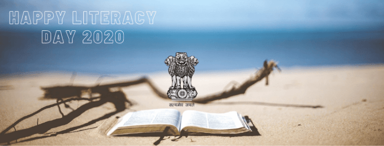 Happy Literacy Day 2020