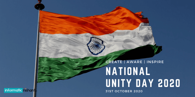 National Unity Day of India |31st October 2020 | Complete Information|