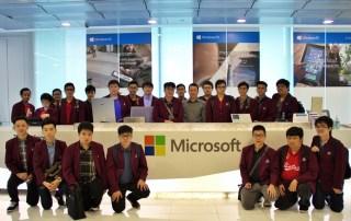 Microsoft Technology Center Singapore