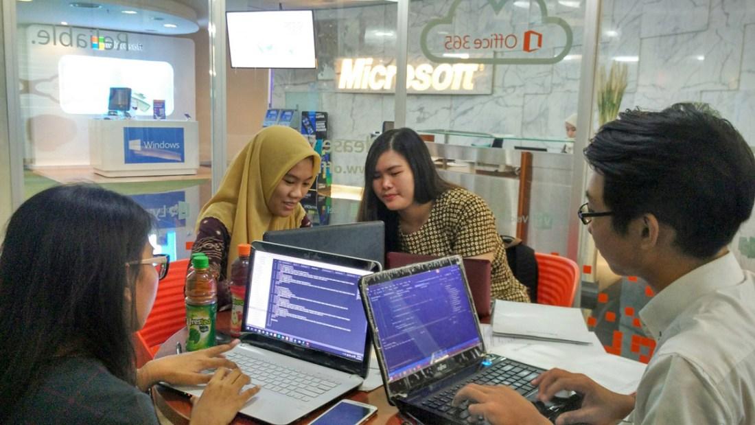 Magang atau Internship mahasiswa Teknik Informatika (IMT/MIS) di Microsoft Indonesia