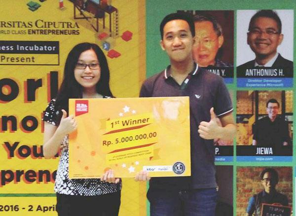 Mentor Class Winner