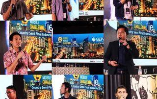 Vacca, karya mahasiswa IMT UC - Finalis Global Mobile Challenge 2016 Indonesia