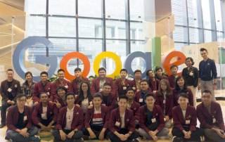 Visit to Google Asia Pacific Headquarters at Singapore 25 Januari 2018