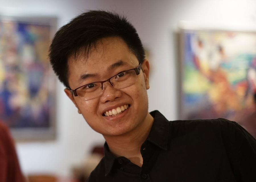 Hans Terpilih Sebagai Google Developer Student Club Lead UC