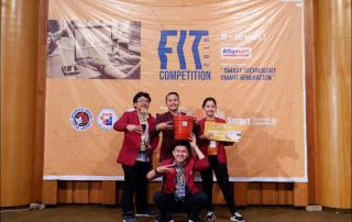The Winning Team Informatika Universitas Ciputra