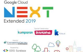 Google Cloud Next Extended 2019
