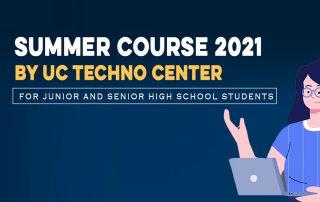 UC Techno Center - Summer Course 2021
