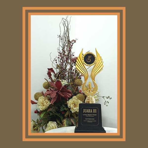 Michelle - Piala Juara III FastTekno 2021 Kategori Poster