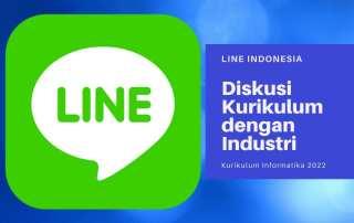 Diskusi Kurikulum bersama LINE Indonesia