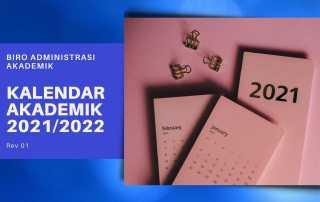 Kalendar Akademik 2021/2022 Universitas CIputra