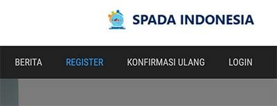 Tutorial SPADA Indonesia - Register
