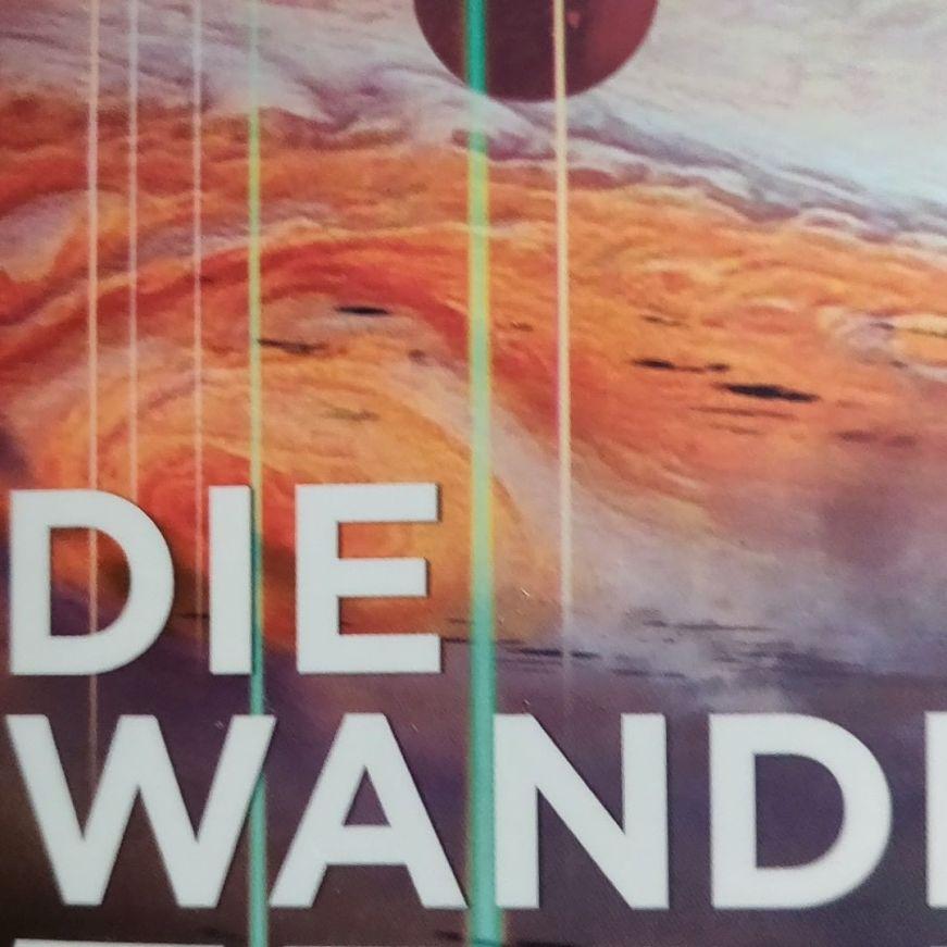 Die wandernde Erde von Cixin Liu #book