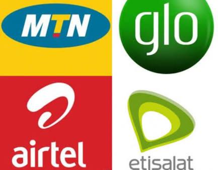 Load recharge card Glo MTn Airtel etisalat