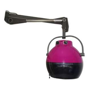 hanging hair dryer