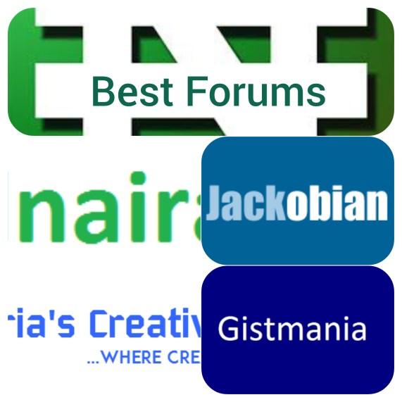Best forums in Nigeria