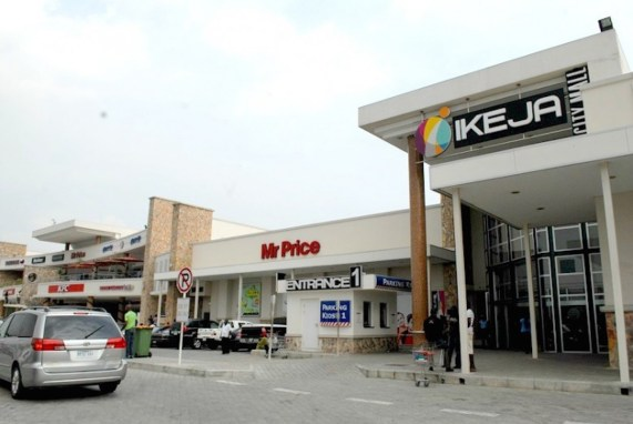 Ikeja Shopping Mall