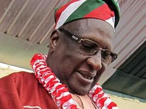 PDP NATIONAL CHAIRMAN: ALH. BAMANGA TUKUR