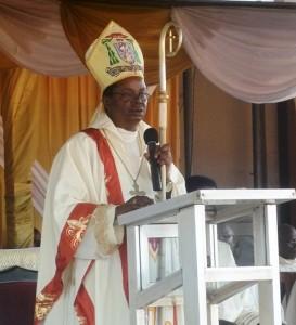 Most Revd. Paulinus Ezeokafor