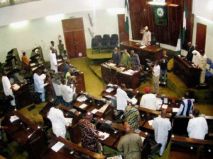 File: Ogun State House of Assembly in Session