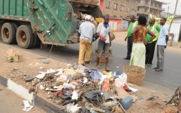 Image result for Sanitation: Oyo State Govt sets up ten Mobile Courts