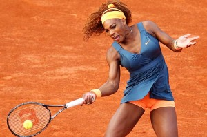 Serena Williams of USA.