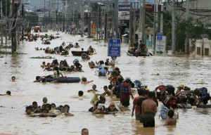 Manila-Floods