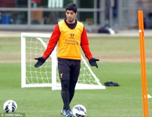 Liverpool Rejects a Second Offer From Arsenal For Suarez.