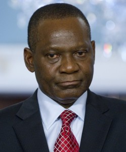 Foreign Affairs Minister, Gbenga Ashiru