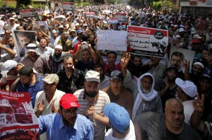 protests Egypy