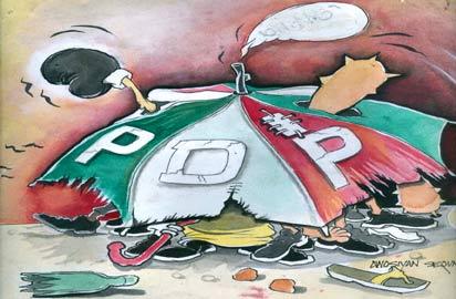 pdp-umbrella-fight-cartoon