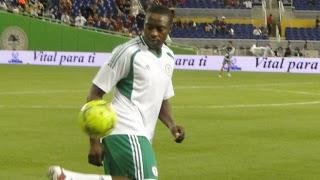 Shola Ameobi.