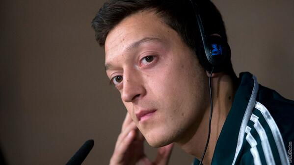 What a Signing! Mesut Ozil, Arsenal's New Boy for £42.4m.