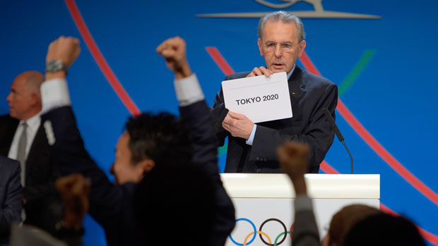 Tokyo Wins the Race for the 2020 Olympic Games.