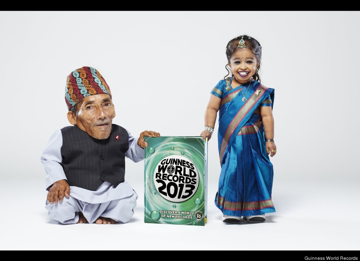 Jyoti Amge The World S Shortest Woman Launches Guinness