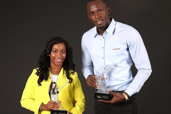 Usain Bolt and Shelly-Ann Fraser-Pryce Won the 100m, 200m, and the the 4×100m Relay Gold Medals in Moscow in August.