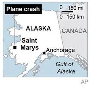 crash Alaska