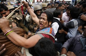 Protest in India