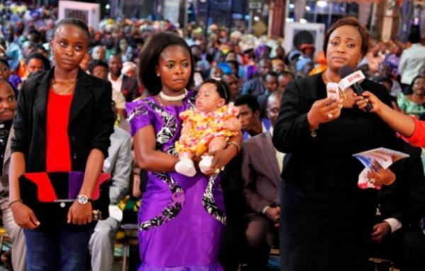 PHOTOS: Another Actress Delivered By TB Joshua - Information