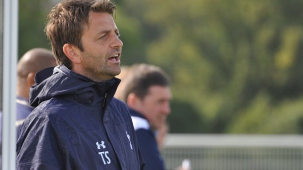 Image: Spurs Official. Tim Sherwood Gets Daniel Levy's Nod.