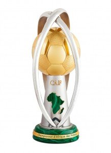 African Nations Championship, CHAN Trophy.
