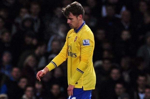 Aaron Ramsey Sidelined for More Weeks- Wenger.