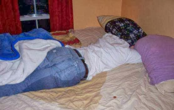 How Do I Stop My Wife From Bed-Wetting - Information Nigeria-4722