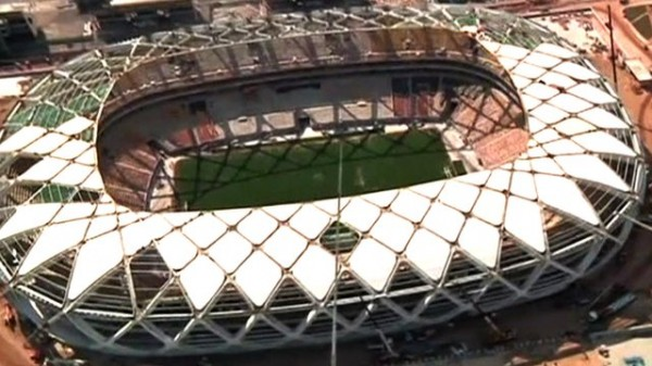 England's Opening Match Against Italy is Billed for the Arena De Amazonia.