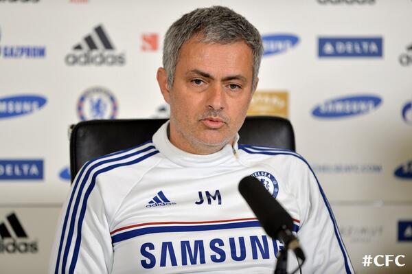 Jose Mourinho Responds to the Media Ahead of Tuesday's Trip to the Hawthorns.