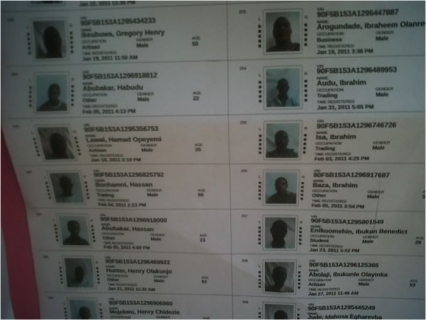Voters-Card