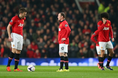 Wayne Rooney Says United Must Restore Confidence This Weekend Ahead of Their Champions League Tie Against Bayern Munich.