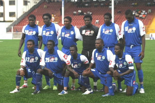Warri Wolves Knocked Out of Caf Confederations Cup.