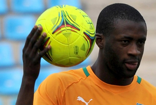 Widely Traveled: Reigning African Player of the Year, Yaya Toure, Has Played in Belgium, Ukraine, Greece, France, Spain and Now England.