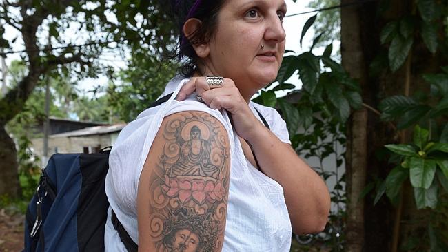 brit nurse buddha tat