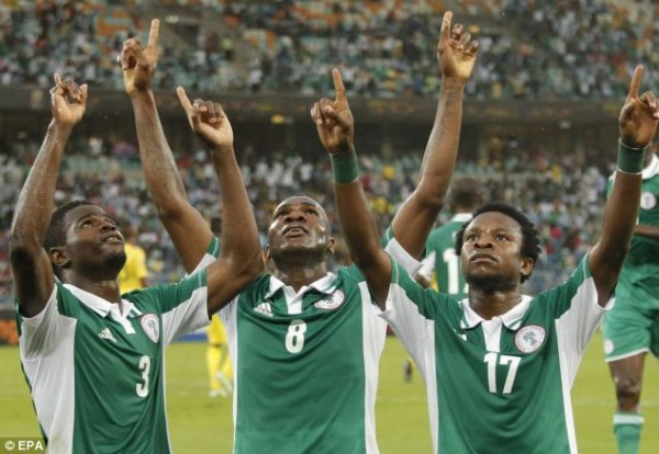 FIFA April Ranking Nigeria Moves Two Positions Up